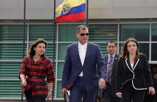 Ecuador tomará mañana el relevo a Tailandia en la presidencia del G77