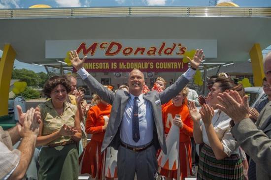 La historia de Ray Kroc, creador de McDonald's, llegará al cine