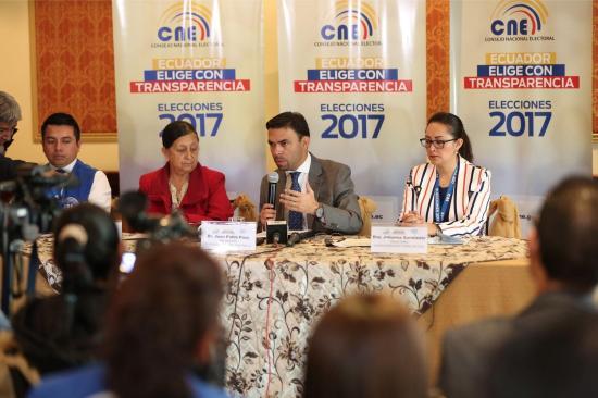 Autoridades del país trabajan en un Plan de Seguridad electoral