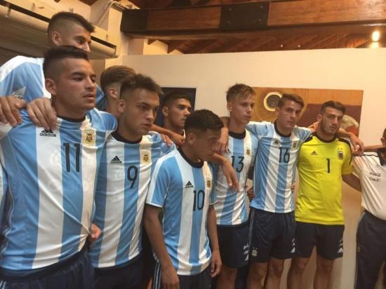 Argentina viaja a Ecuador con el objetivo de repetir el oro en el Sudamericano sub '20