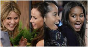 Las hermanas Bush dedican una emotiva carta a las hijas de Obama