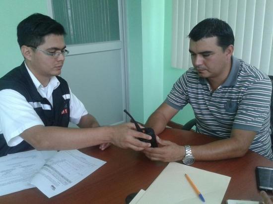 El ECU 911 activa contingente por lluvias en Santo Domingo