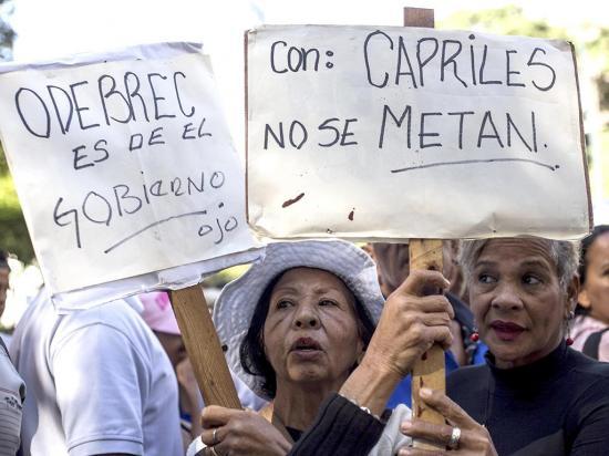 Contraloría venezolana acusa a Henrique  Capriles de corrupción