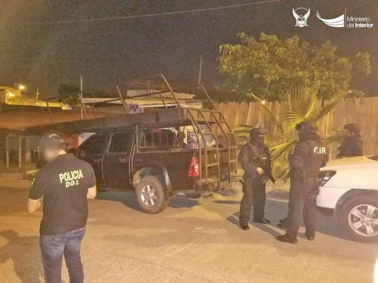 Policía anuncia operativos de seguridad en Manta