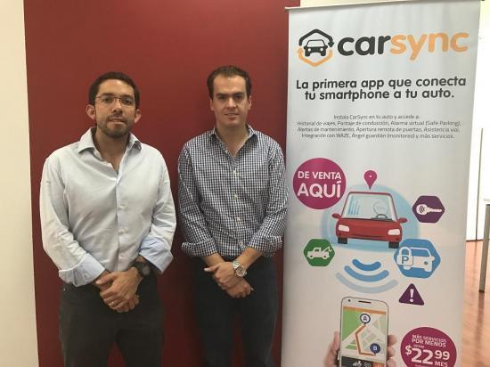 Lanzan 'CarSync', la app que convierte a los autos en 'inteligentes'