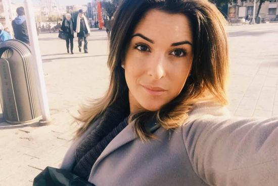 Exreina de belleza italiana es atacada con ácido por su exnovio