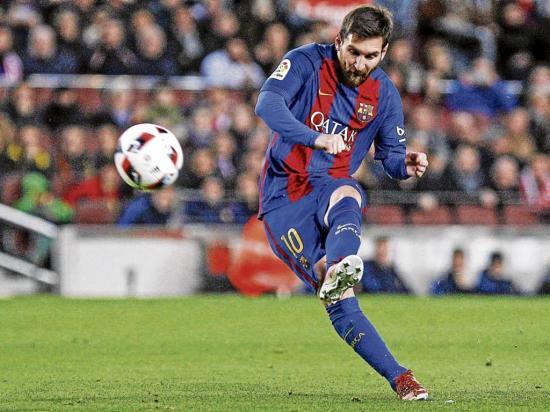 'Chao' por hablar mal de Messi