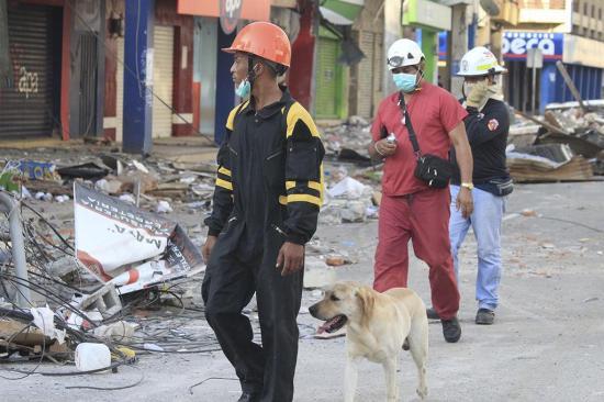 Bomberos serán  capacitados en respuesta rápida ante desastres