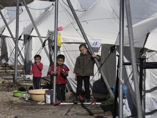 Más de 25.800 niños no acompañados llegaron a Italia en el 2016