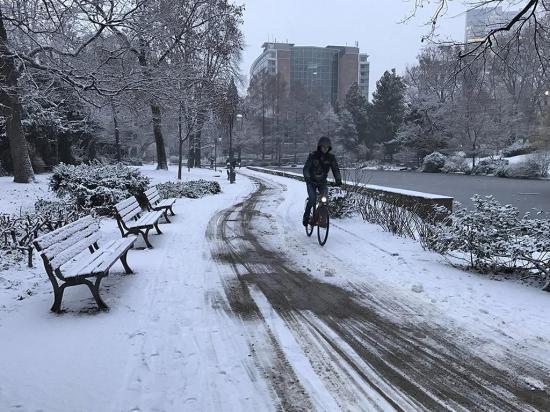 Ola de frío afecta a Europa