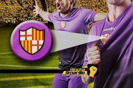 Barcelona SC analiza cambiar su actual escudo