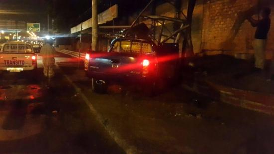 Siete accidentes de tránsito se han registrado en las últimas 12 horas entre Manta y Montecristi
