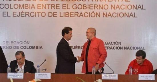El Gobierno de Colombia y ELN continúan contactos exploratorios en Ecuador