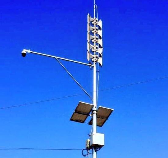 Pruebas de sonido del Sistema de Alerta Temprana se realizará desde mañana en Manabí