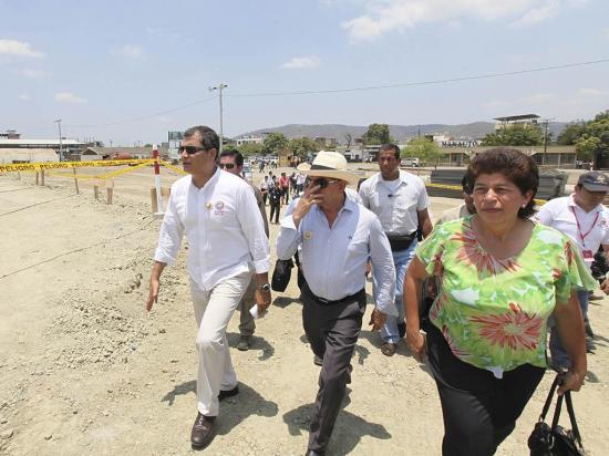 Correa llega a 10 años en el poder