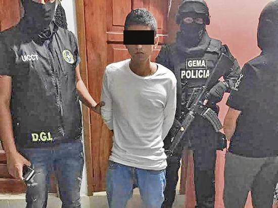 Hombre quedó con prisión por tenencia de armas de fuego