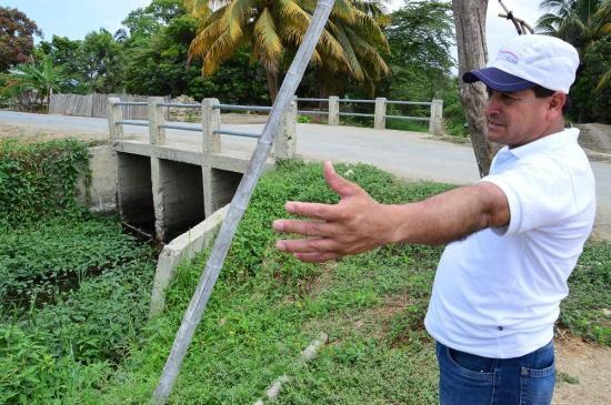 Solicitan limpieza de canales y cauces ante la cercanía de las lluvias