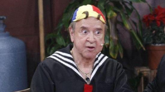 Carlos Villagrán ya no volverá a interpretar a 'Kiko'