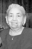 Sepelio María Teresa Bravo Mora Vda. de Alcívar