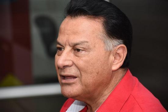 """Zuquilanda dice que su partido investiga """"dónde está la plata"""""""