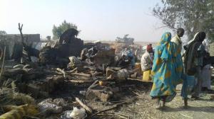 MÁS DE 50 MUERTOS: Ejército nigeriano bombardea 'por error' un campo de refugiados