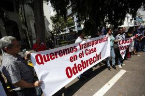 Cúpula empresarial de Panamá expulsa a Odebrecht