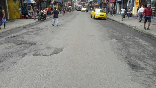 Mejorarán calles del Mercado Municipal