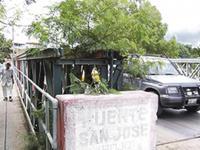 Puente Mamey cerrado para mejoras