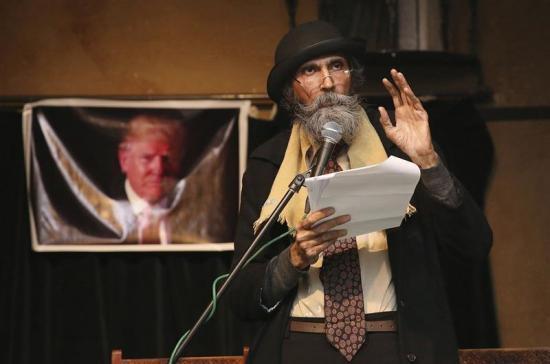 Un escritor indio lanza partido político inspirado en Trump