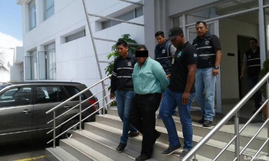 Panameño que era requerido por la justicia de su país es detenido en Quito