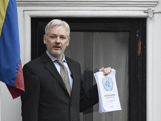 Assange confía en que ganaría cualquier juicio justo en EE.UU.