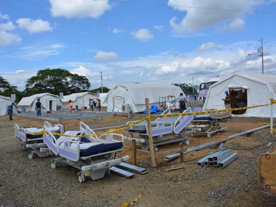 Hospital de Chone tendrá 120 camas