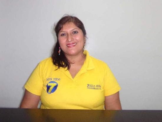 Jessica Antón: Ley a favor de las mujeres