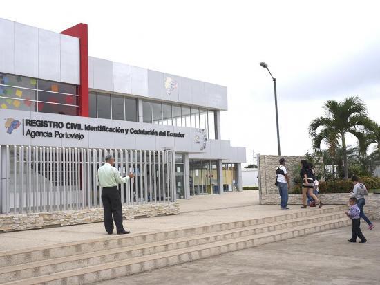 Registro Civil adecúa espacio para emisión de pasaportes desde el 30