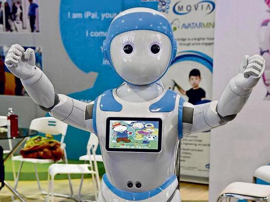 Robots destacados