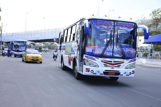 Analizan retorno de buses