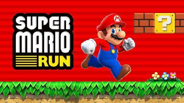 Super Mario Run llegará a los dispositivos con Android en marzo