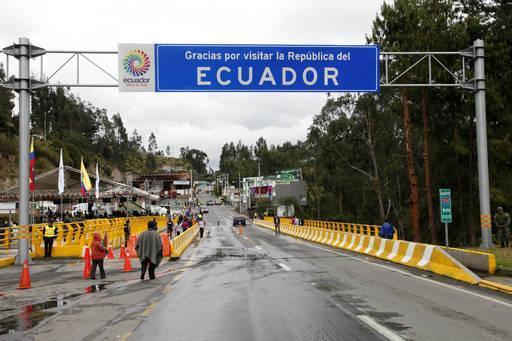 Colombia aumentará seguridad en la frontera con Ecuador de forma permanente