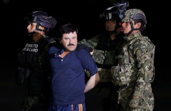 La extradición a EE.UU. del Chapo Guzmán, el fin de un largo camino