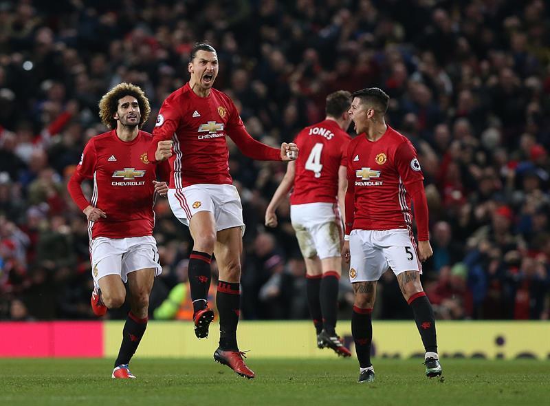 El Manchester United lidera el ránking de clubes con más ingresos