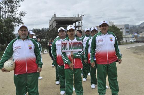 Periodistas deportivos participan en Juegos Nacionales