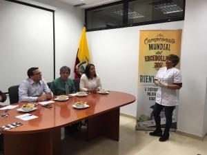 Ecuatorianos en España participarán en el Mundial del Encebollado