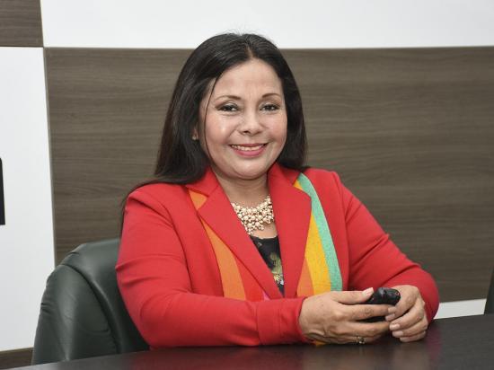 """Sonia Robles: """"Primero la  Fiscalización"""""""