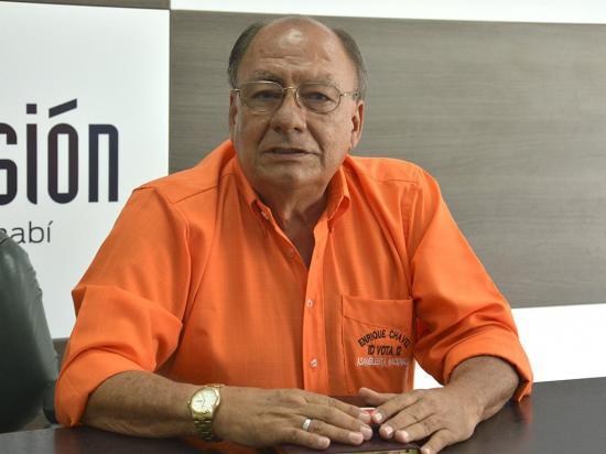 Enrique Chávez: Recuperar rol de la asamblea