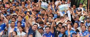 Feria 'Explosión Azul' se realizará durante 3 días en el Centro de Convenciones de Guayaquil