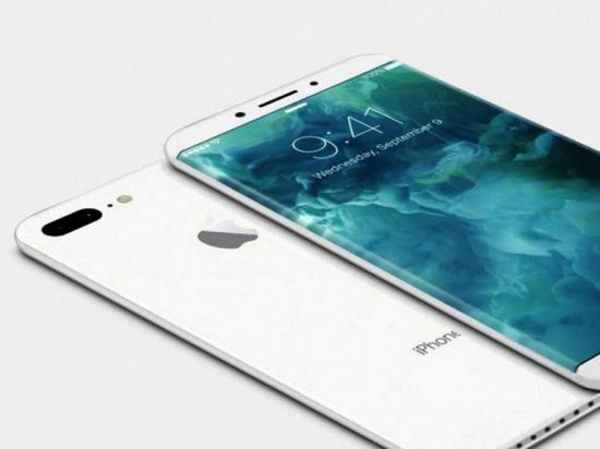 IPhone 8 sẽ nhận diện khuôn mặt