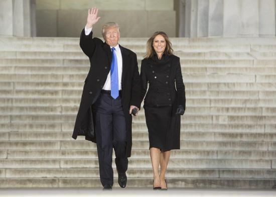 Hoy inicia la era de Donald Trump en EE.UU.