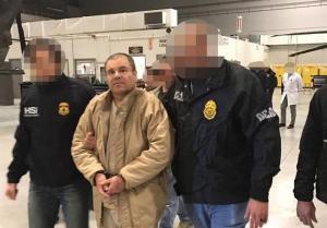 'El Chapo' Guzmán podría ser condenado a cadena perpetua en EE.UU.
