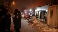 Decenas de heridos tras incendio en una conocida discoteca de Rumania