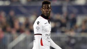 Mario Balotelli denuncia gritos racistas de los hinchas del Bastia